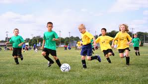 Children Learn Fair Play During Sports Activities